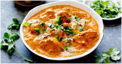 Punjabi Flavour: Chicken Lababdar Recipe