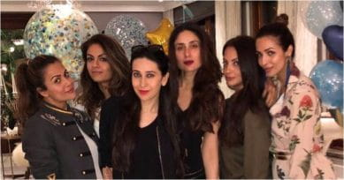 Kareena Kapoor Strikes A Pose With Her Mom Squad