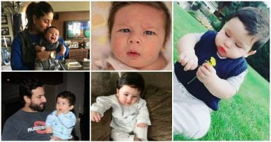 Happy Birthday Taimur! Looking Back At The Little One's First Year