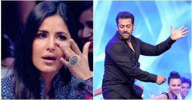 Katrina Kaif Cries On Set, Is Cheered Up By Salman Khan's Dance Moves