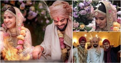 Check Out All The Videos From Virushka's Jaimala, Engagement And Haldi