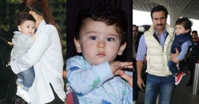 Taimur Birthday Update: Karisma Kapoor Shows How Pataudi Palace Is Preparing For The Big Day