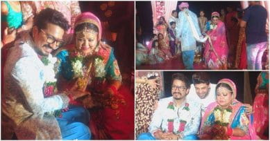 Bharti Singh Marries Haarsh Limbachiyaa In A Dreamy Wedding, Gets Emotional During Ceremony