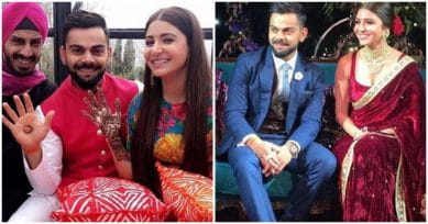 All The Must-See Pics From The Virat Kohli-Anushka Sharma Wedding
