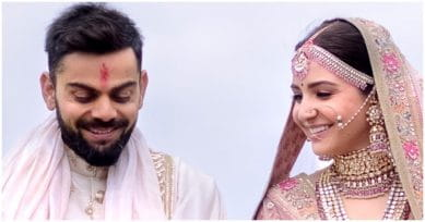 Virushka Responds To Shah Rukh Khan's 'Rab Ne Bana Di Jodi' Tweet