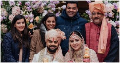 Anushka Sharma Takes To Social Media To Thank The Shaadi Squad