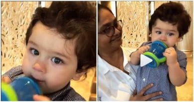 Here's Proof That Taimur Ali Khan Is Cute And Knows It As Well