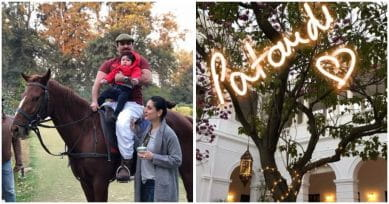 In Pics: Taimur Ali Khan Is Having A Gala Time Ahead Of His First Birthday