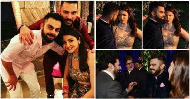 MUST-SEE: The Best Candid Moments From The Anushka-Virat Kohli Reception In Mumbai