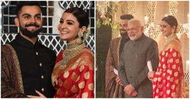MUST-SEE: Inside Photos & Videos From Anushka Sharma-Virat Kohli's Delhi Reception