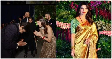 CHECK OUT: Did You Miss Out On These Pics From The Virushka Mumbai Reception?