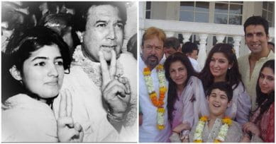 B'Day Special: These Unseen Pictures of Twinkle Khanna with Father Rajesh Khanna Will Melt Your Heart