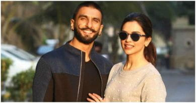 Deepika Padukone & Ranveer Singh Set To Ring In The New Year Together?