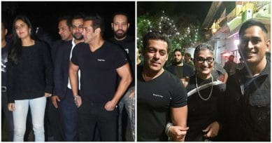 IN PICS & VIDEOS: Salman Khan Rings In His 52nd B'Day At His Panvel Farmhouse
