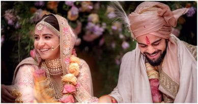 It's Official: Virat Kohli & Anushka Sharma's First Pic Together As A Couple Is Here!