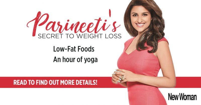 Celebrity Fitness: Here's How Parineeti Chopra Stays Fit