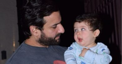 Saif Is Worried About Taimur's Behaviour