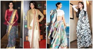 6 Ways To Give A Fusion Touch To Your Traditional Saree