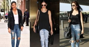 5 Ways To Style Your Distressed Denims