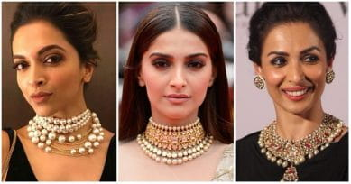 How To Flaunt Necklaces Like These Celebs