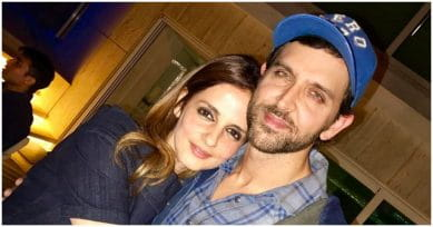 Sussanne Khan Shares Heartfelt Post On Ex-Husband Hrithik Roshan's Birthday