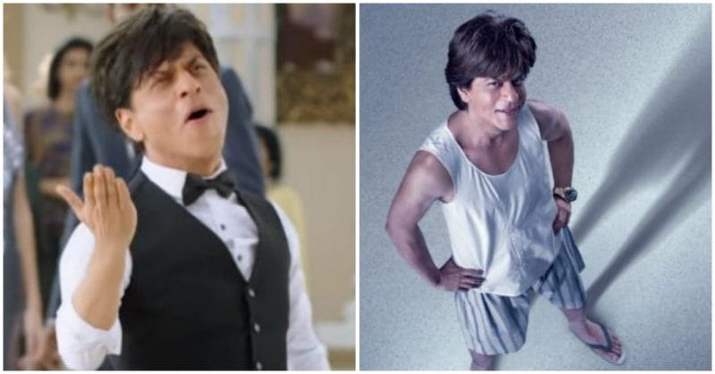 Shah Rukh Khan Becomes A Dwarf In Upcoming Film Titled 'Zero'
