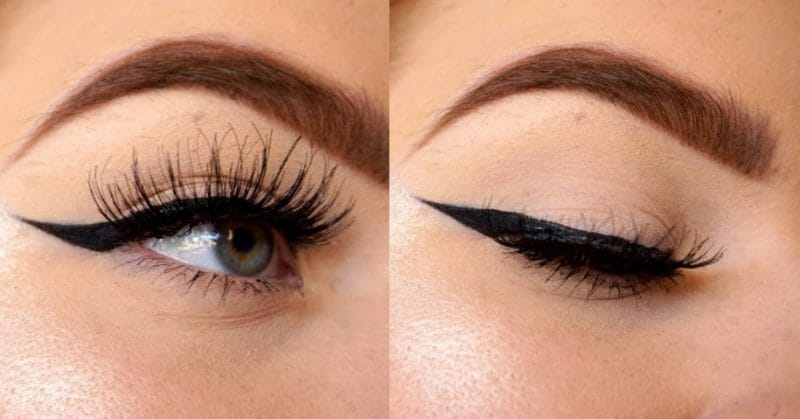 Image result for See How To Get The Perfect Winged Eyeliner