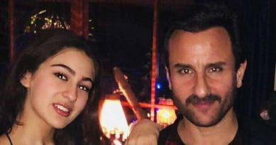 Saif Ali Khan Opens Up About His Daughter Sara and Son Taimur