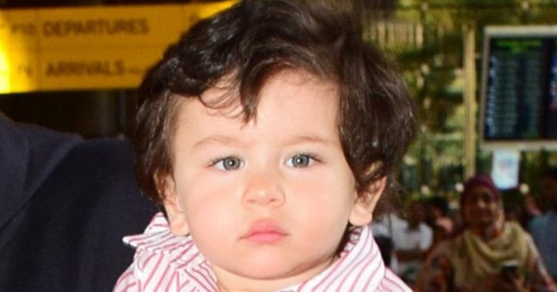 Like Bebo And Lolo, Taimur Too Has An Extremely Cute Nickname!