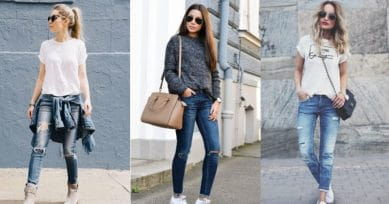 How To DIY Your Own Set Of Distressed Denims