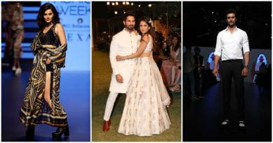 Shahid Kapoor, Mira Rajput And More Become Showstoppers For Lakmé Fashion Week Summer/Resort 2018