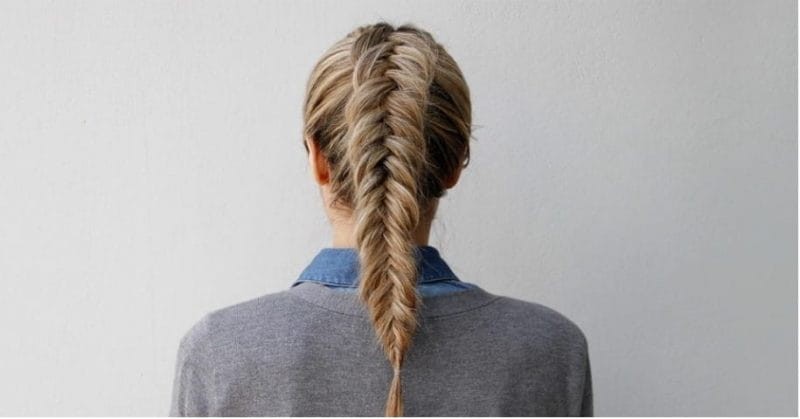 Hair Tutorial: Create The Perfect Fishtail Braid