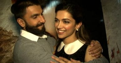 Wedding Bells Ringing For Deepika And Ranveer!
