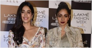 Janhvi Kapoor's Heartfelt Post For Her Late Mother Sridevi