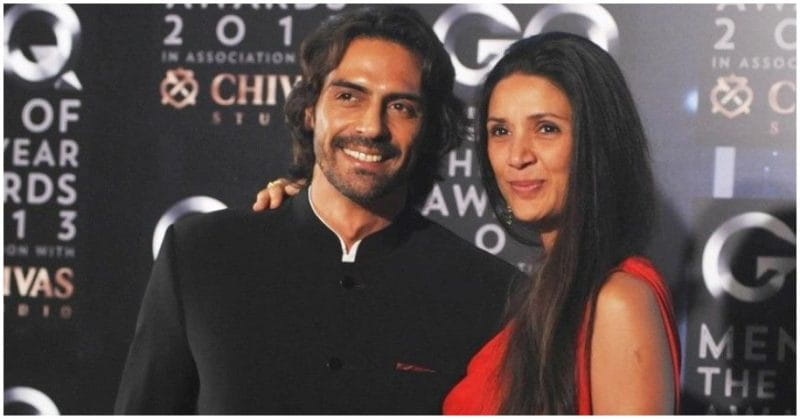 Is Arjun Rampal Getting Divorced?