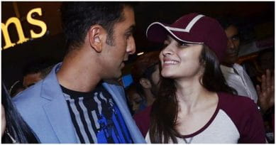 Ranbir Kapoor Confirms His Relationship With Alia Bhatt