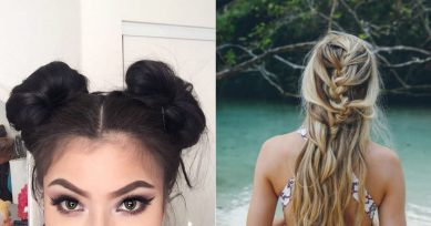 Five Quirky Hairstyles for Long Hair