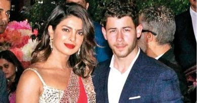Priyanka Chopra Welcomes Nick Jonas And His Family In Mumbai