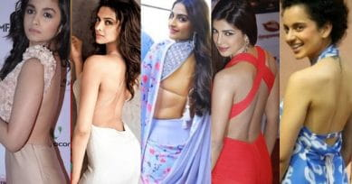 5 Bollywood Backless Outfits You Need To Own RN!