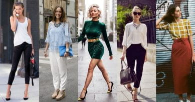 5 Color Combos That You Should Swear By
