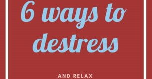De-Stress With These 6 Simple Steps