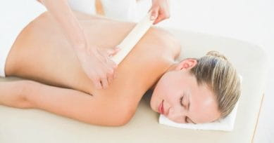 4 Tips To Prepare For A Back Wax