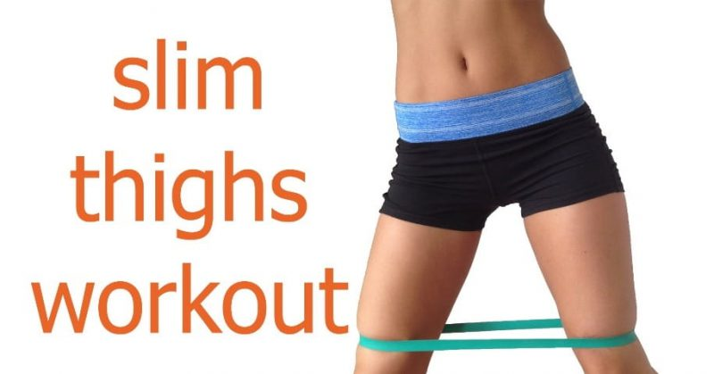 5 Exercises To Get Toned Thighs