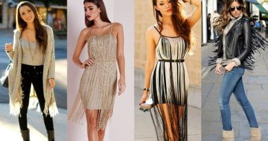 Fringe Outfits – Reviving Retro Fashion