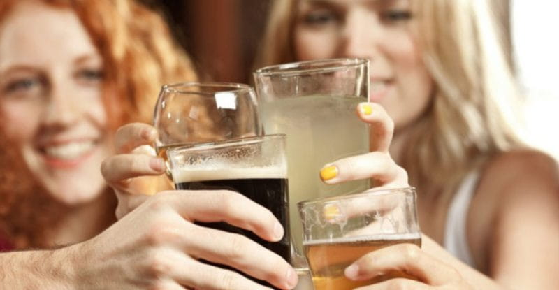 4 Tips To Reverse The Effects of Alcohol