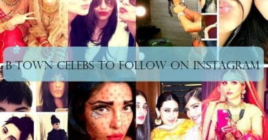 Top Bollywood Celebrities To Follow on Instagram Right Now!