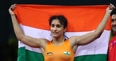 Vinesh Phogat Makes History With Gold At Asian Games 2018