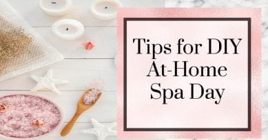 Guide To Enjoy A Rejuvenating Spa Session At Home