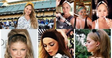 Headbands: Accessories That Are A Raging Trend!