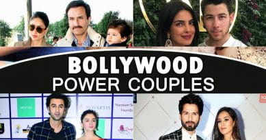 7 Bollywood Power Couples That Everyone's Talking About